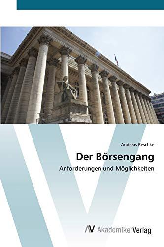 Der Borsengang: Andreas Reschke