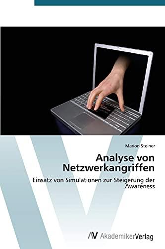 Analyse Von Netzwerkangriffen: Marion Steiner