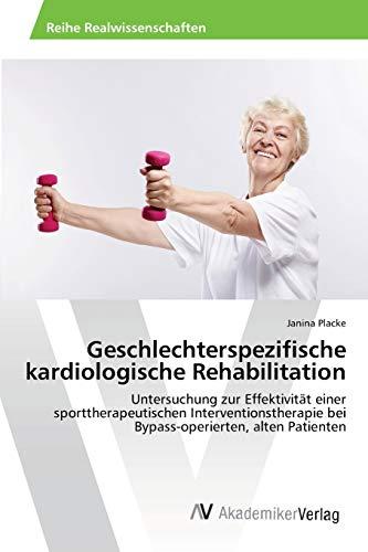 9783639395471: Geschlechterspezifische kardiologische Rehabilitation