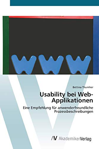 Usability Bei Web-Applikationen: Bettina Thurnher