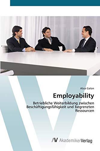 9783639400663: Employability
