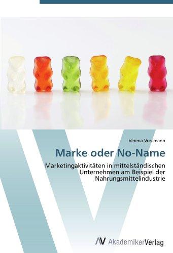 Marke oder No-Name: Verena Vossmann