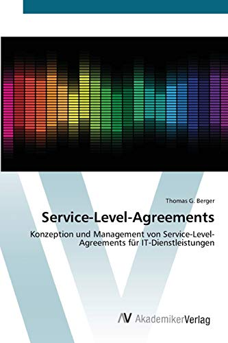 Service-Level-Agreements: Thomas G. Berger