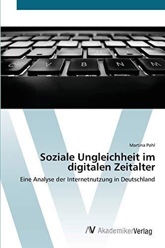 Soziale Ungleichheit im digitalen Zeitalter: Martina Pohl
