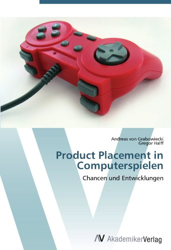 9783639406832: Product Placement in Computerspielen: Chancen und Entwicklungen
