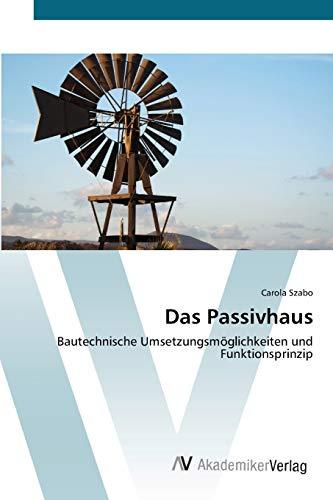 9783639412277: Das Passivhaus