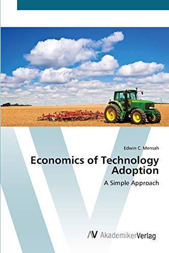 9783639420050: Economics of Technology Adoption: A Simple Approach