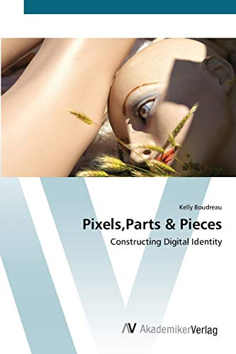 9783639421446: Pixels,Parts & Pieces: Constructing Digital Identity
