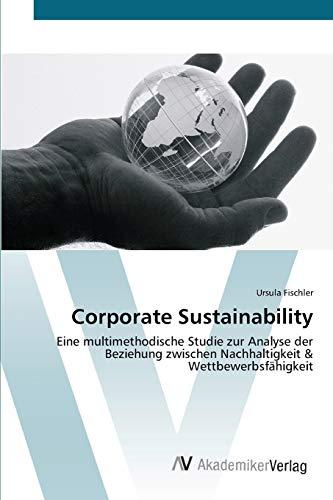 Corporate Sustainability: Ursula Fischler