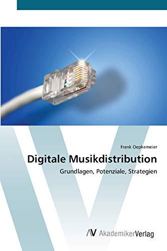 Digitale Musikdistribution: Frank Oepkemeier