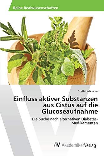 Einfluss Aktiver Substanzen Aus Cistus Auf Die Glucoseaufnahme: Steffi Liebhaber