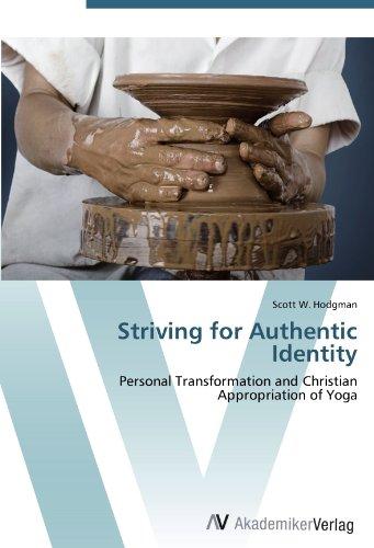 Striving for Authentic Identity: Scott W. Hodgman