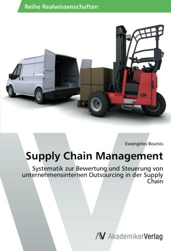 Supply Chain Management: Ewangelos Boutsis