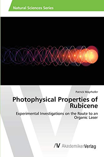 9783639462111: Photophysical Properties of Rubicene