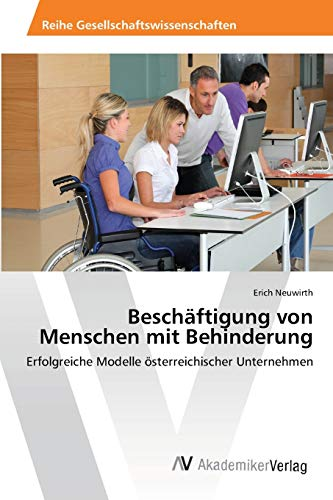 9783639462838: Besch�ftigung von Menschen mit Behinderung