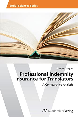 Professional Indemnity Insurance for Translators: Maguth Claudine