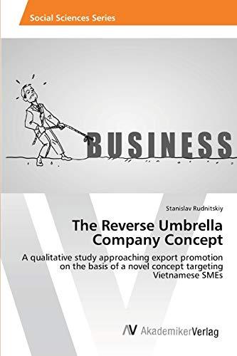 9783639470512: The Reverse Umbrella Company Concept