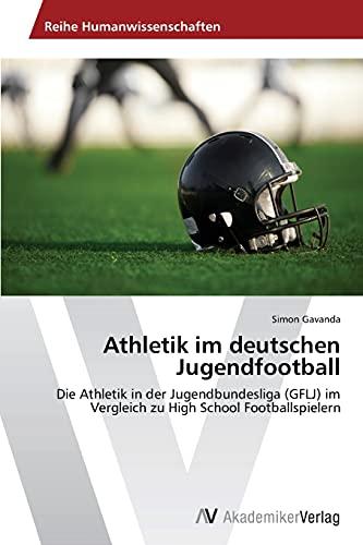 Athletik Im Deutschen Jugendfootball: Simon Gavanda