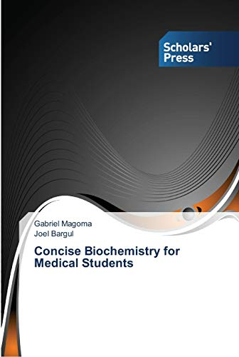 9783639511222: Concise Biochemistry for Medical Students