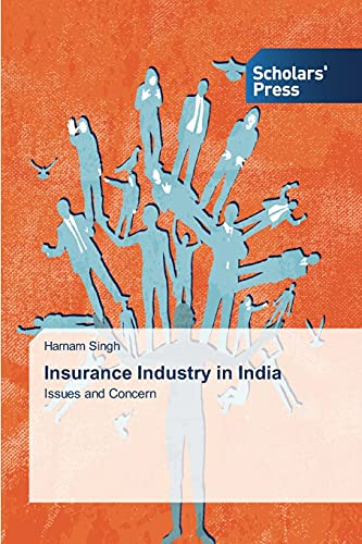 9783639511574: Insurance Industry in India