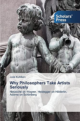 Why Philosophers Take Artists Seriously: Julie Kuhlken