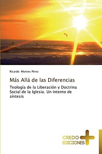 9783639520453: Mas Alla de Las Diferencias