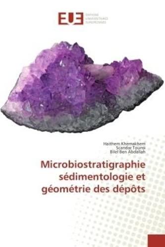 Microbiostratigraphie sédimentologie et géométrie des dépôts: Khemakhem, Haithem /