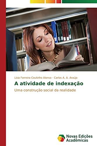 A atividade de indexa: LÃvia Ferreira Coutinho