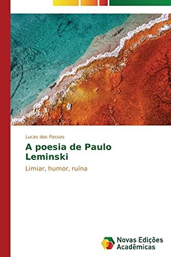 A poesia de Paulo Leminski: dos Passos, Lucas