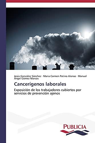 Cancerigenos Laborales (Paperback): Gonzalez Sanchez Jesus,