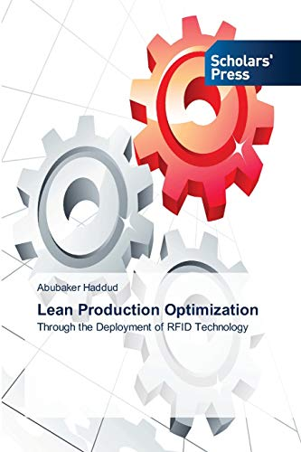 9783639661217: Lean Production Optimization: Through the Deployment of RFID Technology