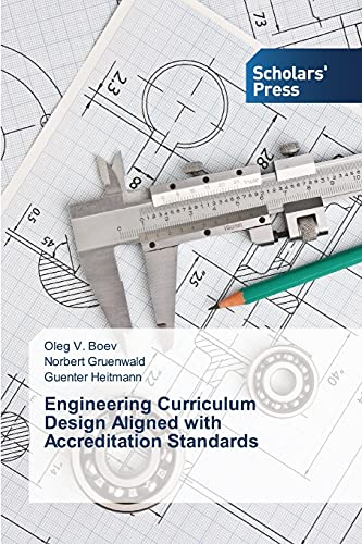 9783639663686: Engineering Curriculum Design Aligned with Accreditation Standards