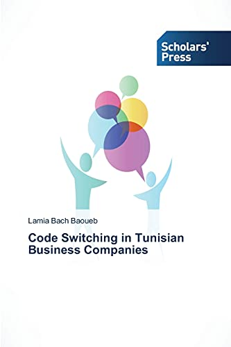 9783639665284: Code Switching in Tunisian Business Companies