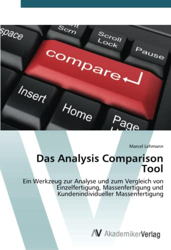 9783639679113: Das Analysis Comparison Tool
