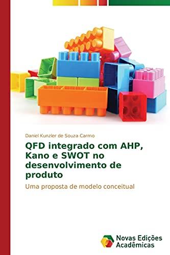 QFD integrado com AHP, Kano e SWOT: Carmo, Daniel Kunzler