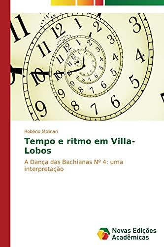9783639690866: Tempo E Ritmo Em Villa-Lobos
