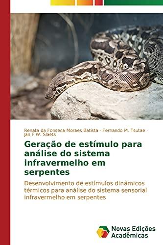 Geração de estímulo para análise do sistema: Batista, Renata da