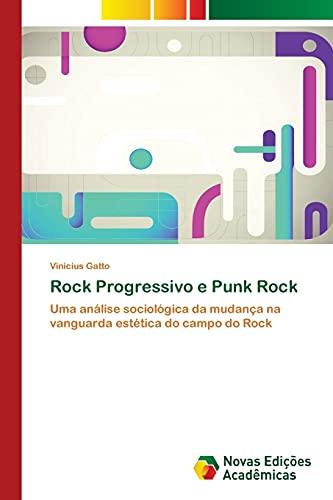 Rock Progressivo E Punk Rock: Gatto Vinicius (author)
