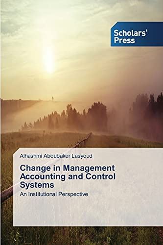 9783639702279: Change in Management Accounting and Control Systems