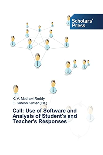 Call: Use of Software and Analysis of: Reddy, K. V.