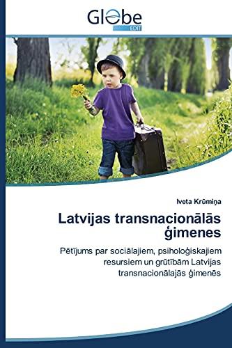 Latvijas Transnacion L S Imenes (Latvian Edition): Kr Mi a. Iveta