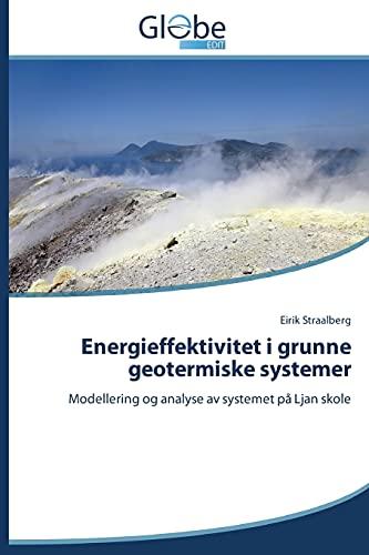 9783639719628: Energieffektivitet I Grunne Geotermiske Systemer (Norwegian Edition)