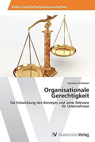 Organisationale Gerechtigkeit: Veronika Schlacher