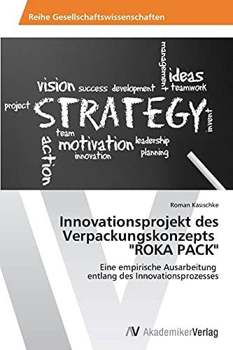 9783639724417: Innovationsprojekt des Verpackungskonzepts