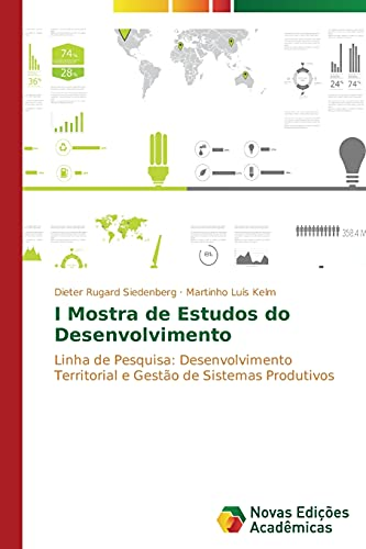 9783639743050: I Mostra de Estudos do Desenvolvimento: Linha de Pesquisa: Desenvolvimento Territorial e Gestão de Sistemas Produtivos