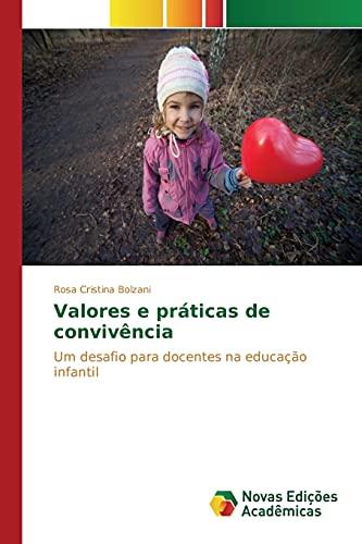 9783639743753: Valores e práticas de convivência (Portuguese Edition)