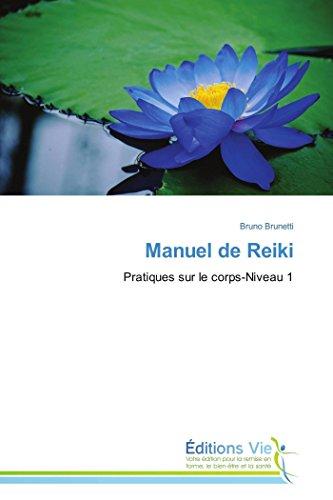 9783639747652: Manuel de Reiki: Pratiques sur le corps-Niveau 1