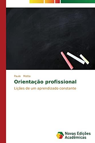 Orientação profissional: Motta, Paulo