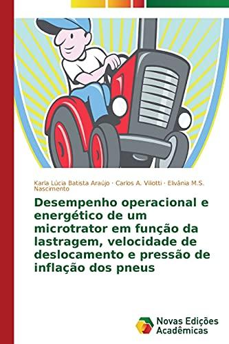 Desempenho operacional e energ: Batista Araújo Karla