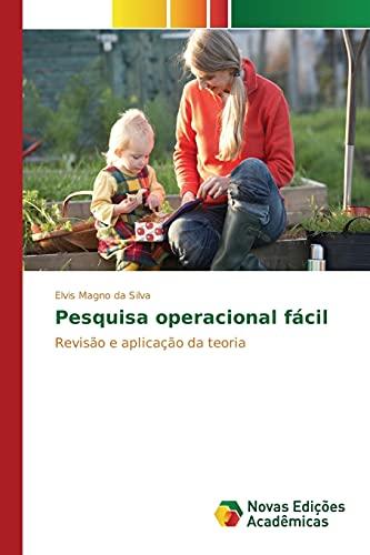 9783639756524: Pesquisa operacional fácil (Portuguese Edition)